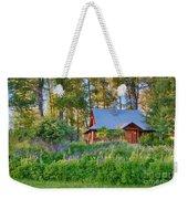 Cottonwood Cottage Spring 2014 Photographs Taken By Omaste Witko Weekender Tote Bag