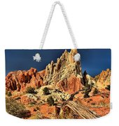 Cottonwood Narrows Side Show Weekender Tote Bag
