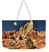 Cottonwood Rainbows Weekender Tote Bag