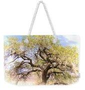 Cottonwood Tree Digital Painting Weekender Tote Bag