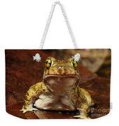 Couchs Spadefoot Toad Weekender Tote Bag