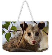 Coucou - Close-up Weekender Tote Bag