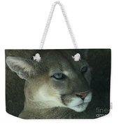 Cougar-7688 Weekender Tote Bag