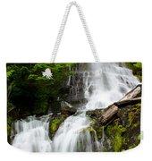 Cougar Falls Weekender Tote Bag