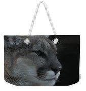 Cougar Profile Weekender Tote Bag