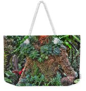 Could Her Name Be Ivy... Buffalo Botanical Gardens Series Weekender Tote Bag