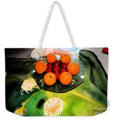 Coulouful Easter Weekender Tote Bag