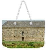 Council Grove Kansas Stone Barn Weekender Tote Bag
