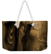 Count Dracula In Sepia Weekender Tote Bag