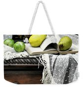 Counter Productive Weekender Tote Bag