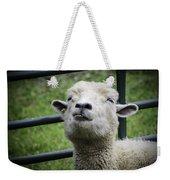 Counting Sheep Weekender Tote Bag