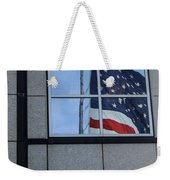 Counting  Stars Weekender Tote Bag by Rene Triay Photography