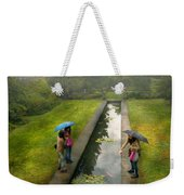 Country - A Day Out With The Girls Weekender Tote Bag by Mike Savad