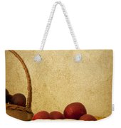 Country Apples Weekender Tote Bag