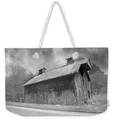 Country Barn Country Moon Country Weekender Tote Bag