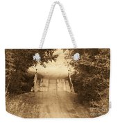 Country Bridge Weekender Tote Bag