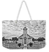 Country Chapel Weekender Tote Bag