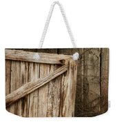 Country Charm Weekender Tote Bag by Amy Weiss