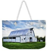 Country Charm Weekender Tote Bag by Cricket Hackmann