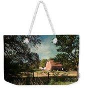 Country Charm Weekender Tote Bag