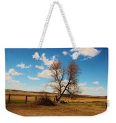 Country Clouds Weekender Tote Bag
