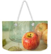 Country Comfort Weekender Tote Bag by Amy Weiss