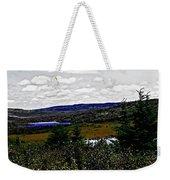 Country Distance Digital Painting Weekender Tote Bag