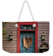 Country Door Weekender Tote Bag
