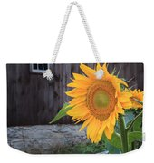 Country Flower Weekender Tote Bag