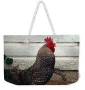 Country Gentleman Weekender Tote Bag