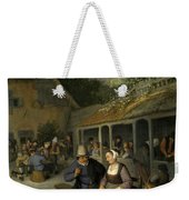 Country Inn Weekender Tote Bag