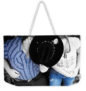Country Kissin Weekender Tote Bag