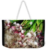 Country Kitchen - Onions Weekender Tote Bag
