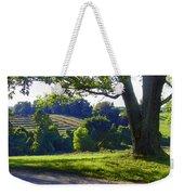 Country Landscape Weekender Tote Bag