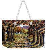 Country Livin  Weekender Tote Bag