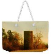 Country Morning Weekender Tote Bag