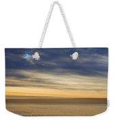 Country Morning Sky Weekender Tote Bag