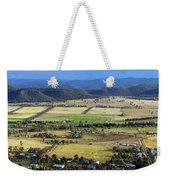 Country Panorama Weekender Tote Bag