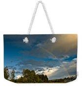 Country Rainbow Weekender Tote Bag
