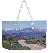 Country Roads Weekender Tote Bag