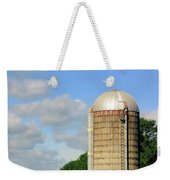 Country Silo Weekender Tote Bag