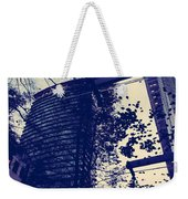 Country Smell City Stench  Weekender Tote Bag
