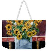 Country Still Life Weekender Tote Bag