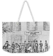 Country Store, 1847 Weekender Tote Bag