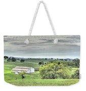 Country Style Weekender Tote Bag