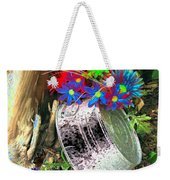 Country Summer - Photopower 1517 Weekender Tote Bag