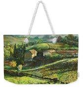 Country Sundown Weekender Tote Bag