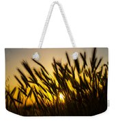 Country Sunset Weekender Tote Bag