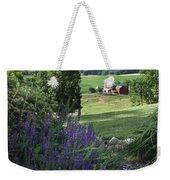 Country Valley Weekender Tote Bag