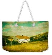 Countryside Homestead Weekender Tote Bag
